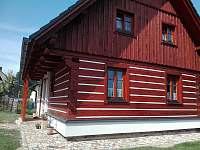 Roubenka - chata ubytování Suchý Důl - 2