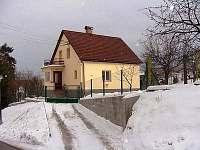 Rekreační dům ubytování v obci Bořkov