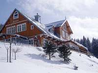 Chata k pronajmutí - zimní dovolená Pec pod Sněžkou