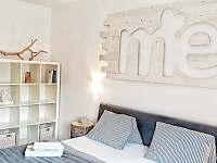 Ložnice - apartmán ubytování Horní Maršov