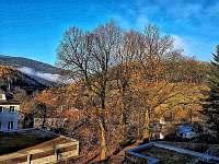 Výhled z teresy - podzim - Horní Maršov