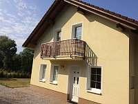 Holiday house Hertvíkovice - chalupa ubytování Mladé Buky - Hertvíkovice
