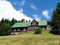 ubytování Horní Lysečiny Chata k pronájmu