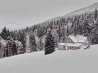 chata Lysečiny - Horní Lysečiny