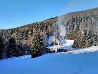 chata Lysečiny - k pronajmutí Horní Lysečiny