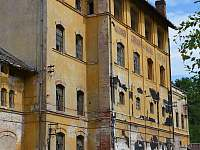 budova chladného hospodářství bývalého pivovaru - Rudník