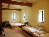 pokoj 2 - chalupa ubytování Rudník