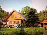 ubytování Lyžařský vlek Pěnkavčí vrch na chalupě k pronájmu - Černý Důl