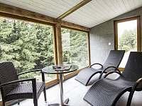 odpočinek po sauně - Herlíkovice