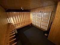 Lyžárna v horním patře - Herlíkovice
