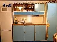Kuchyň - apartmán k pronajmutí Jablonec nad Jizerou