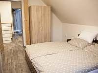 LOŽNICE - chalupa ubytování Benecko - Dolní Štěpanice