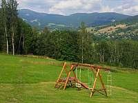 Houpačky pro děti - Paseky nad Jizerou