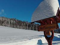 Zima - Paseky nad Jizerou
