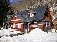Pronájem chaty v Prkenném Dole
