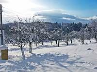 Zimní sad - chalupa k pronájmu Benecko
