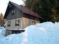 Chata k pronájmu - okolí Mrklova