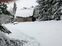 Chtata Benecko v zimě