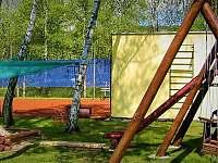 Dětské hřiště - ubytování Vrchlabí