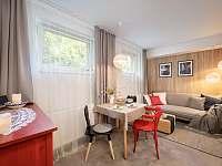 Ubytování v Rudníku - apartmán ubytování Rudník u Vrchlabí