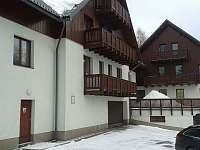 ubytování Lyžařský areál U Čápa - Příchovice v apartmánu na horách - Rokytnice nad Jizerou
