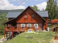 ubytování Rokytnice nad Jizerou - Františkov Chata k pronájmu