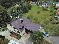 Okolí domu - apartmán ubytování Rokytnice nad Jizerou