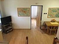 Vstup do ložnice - apartmán ubytování Rokytnice nad Jizerou
