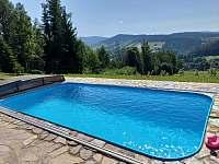 Bazén - Paseky nad Jizerou