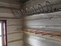 Roubenka Verunka - lyžárna s vysoušeči bot - Rokytnice nad Jizerou