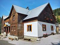 ubytování bez bariér Krkonoše