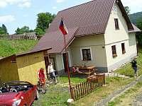 ubytování Háje nad Jizerou - Loukov Chalupa k pronajmutí