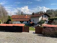 Vila k pronajmutí - vila ubytování Tikov - 2