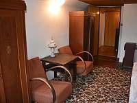 Tříč 80, ložnice č.2 - Vysoké nad Jizerou - Horní Tříč