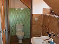 Tříč 80, WC patro - Vysoké nad Jizerou - Horní Tříč