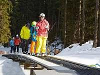 skiareál Pec pod Sněžkou -