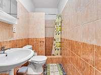 pokoj č.2 koupelna - Černý Důl