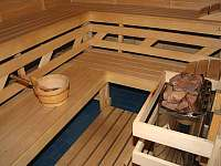 Sauna - Černý Důl