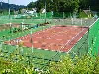 Veřejné sportoviště za domem - Černý Důl