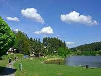Dobrá Chaloupka - rybníky DOLCE - k pronájmu Staré Buky
