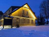 Chata Hájenka Černý Důl - ubytování Pec pod Sněžkou