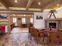 jídelna a společenská místnost - Pec pod Sněžkou