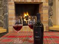 Krb s vínem - chata k pronájmu Pec pod Sněžkou
