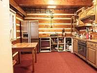 Kuchyň - Pec pod Sněžkou