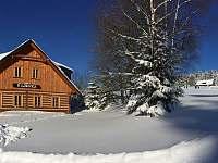 Ubytování Černý Důl - chata k pronájmu Pec pod Sněžkou
