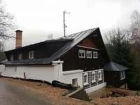 ubytování Štěpanická Lhota na chatě k pronajmutí