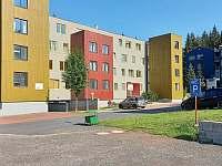 Levné ubytování Koupaliště Zákoutí Harrachov Apartmán na horách - Harrachov