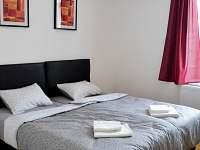 Apartmán č.1 - ložnice - ubytování Trutnov