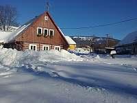 Relax chaloupka v zimě s Černou horou - pronájem
