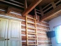 Dolní apartmán pro 2+1 - chalupa k pronájmu Pec pod Sněžkou